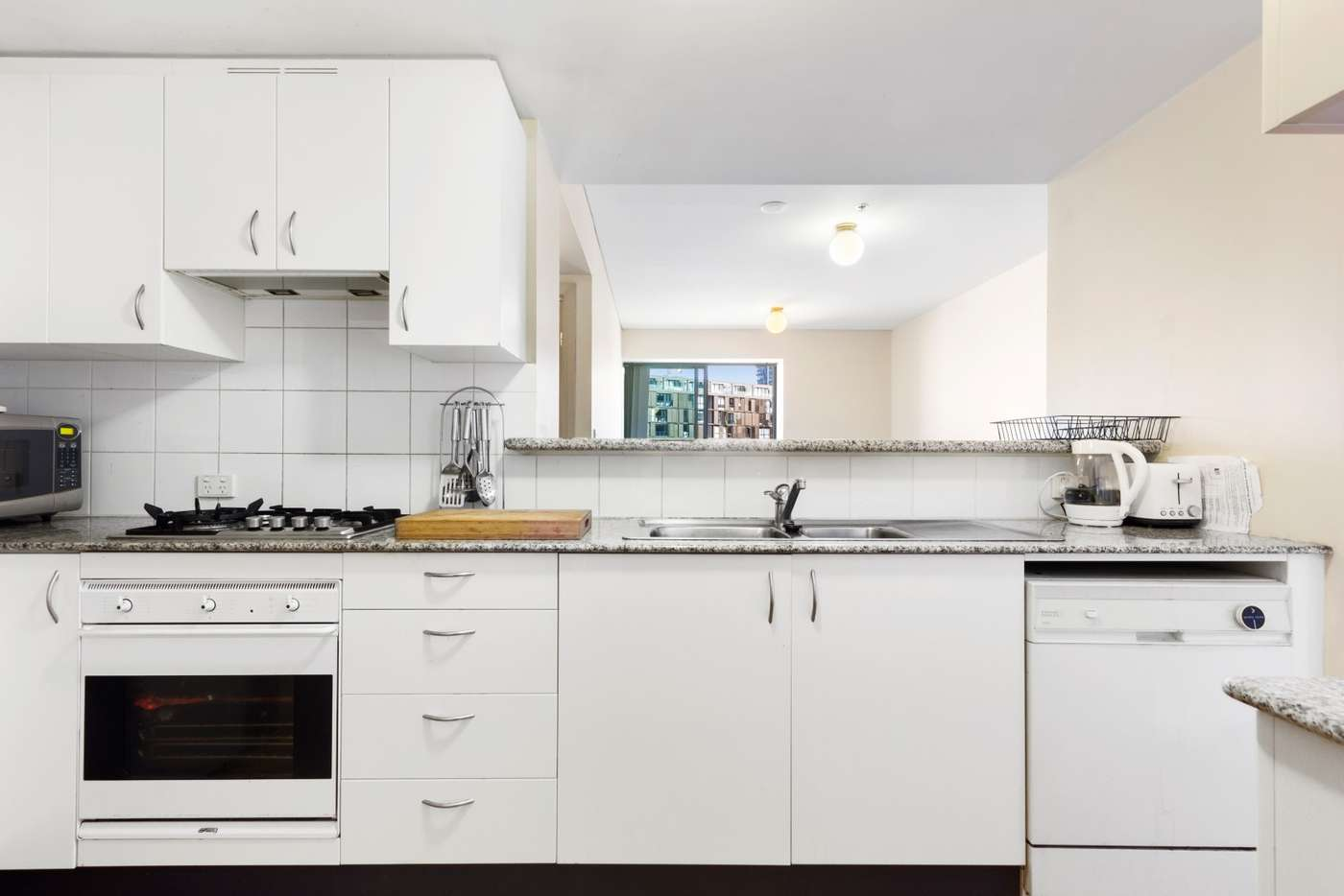 Main view of Homely apartment listing, 2007/2 Quay Street, Sydney NSW 2000