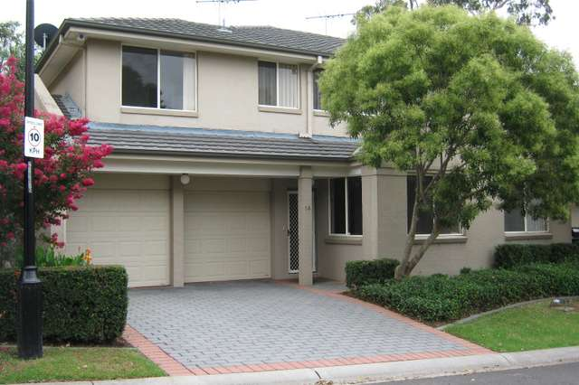 14/11 Harrington Avenue, Castle Hill NSW 2154