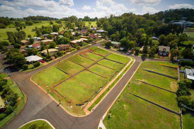Lots 1 to 18 Lofty Terraces Estate, Harlaxton QLD 4350