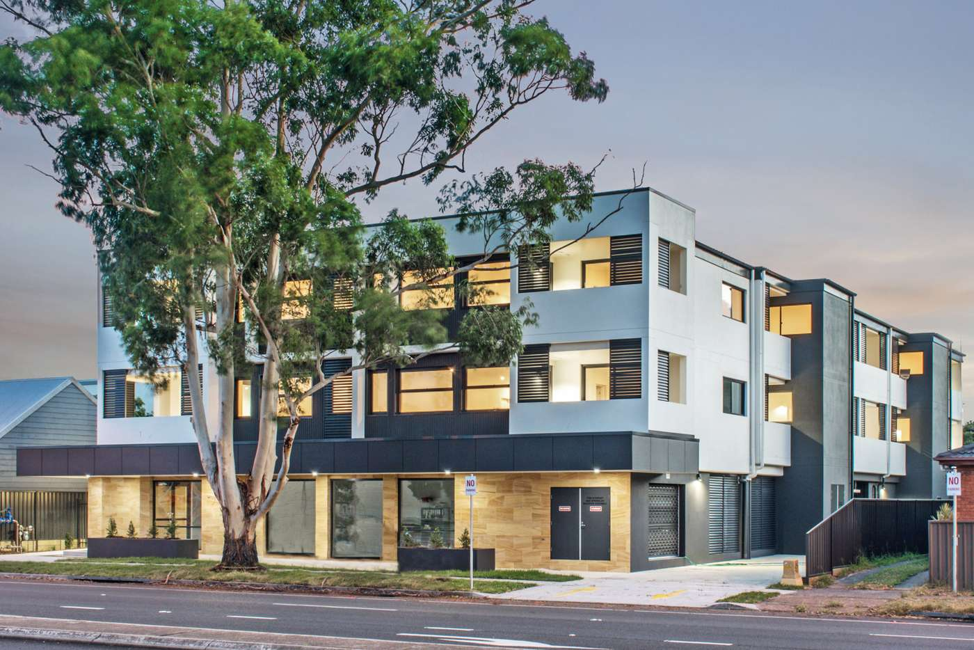 Main view of Homely apartment listing, 204/37-39 Donald Street, Hamilton NSW 2303