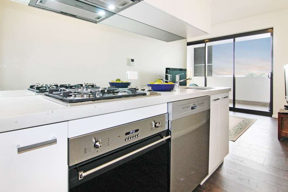 Second view of Homely apartment listing, 204/37-39 Donald Street, Hamilton NSW 2303