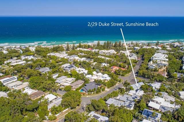 2/29 Duke Street, Sunshine Beach QLD 4567