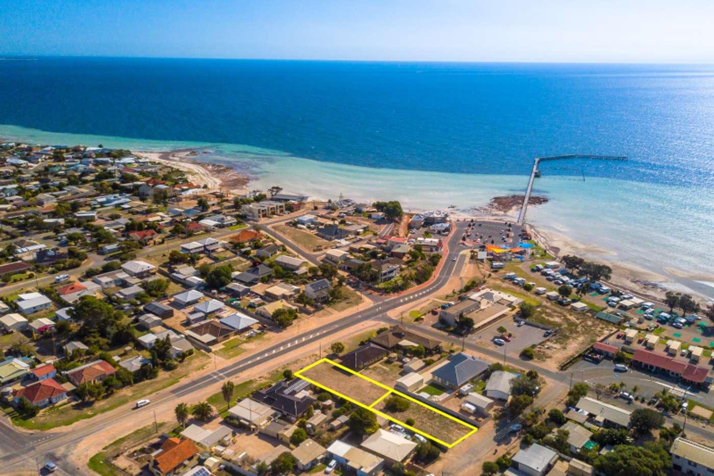 Main view of Homely residentialLand listing, 190 Bay Road, Moonta Bay SA 5558