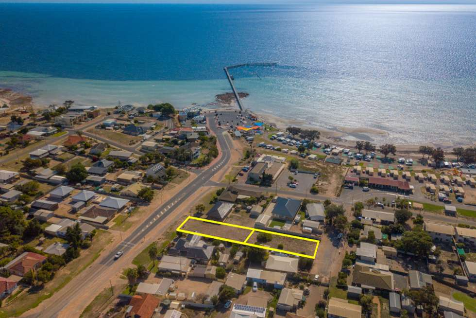 Second view of Homely residentialLand listing, 190 Bay Road, Moonta Bay SA 5558