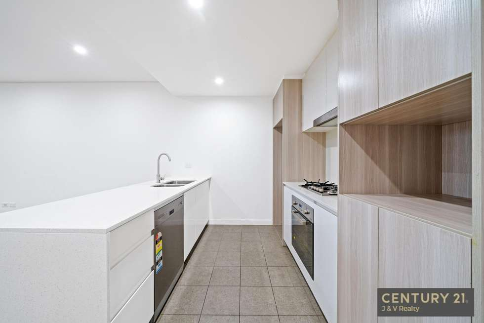 Second view of Homely apartment listing, 17/1 Cowan Road, Mount Colah NSW 2079