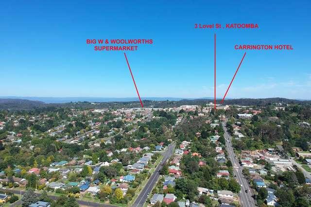 3 Lovel St, Katoomba NSW 2780