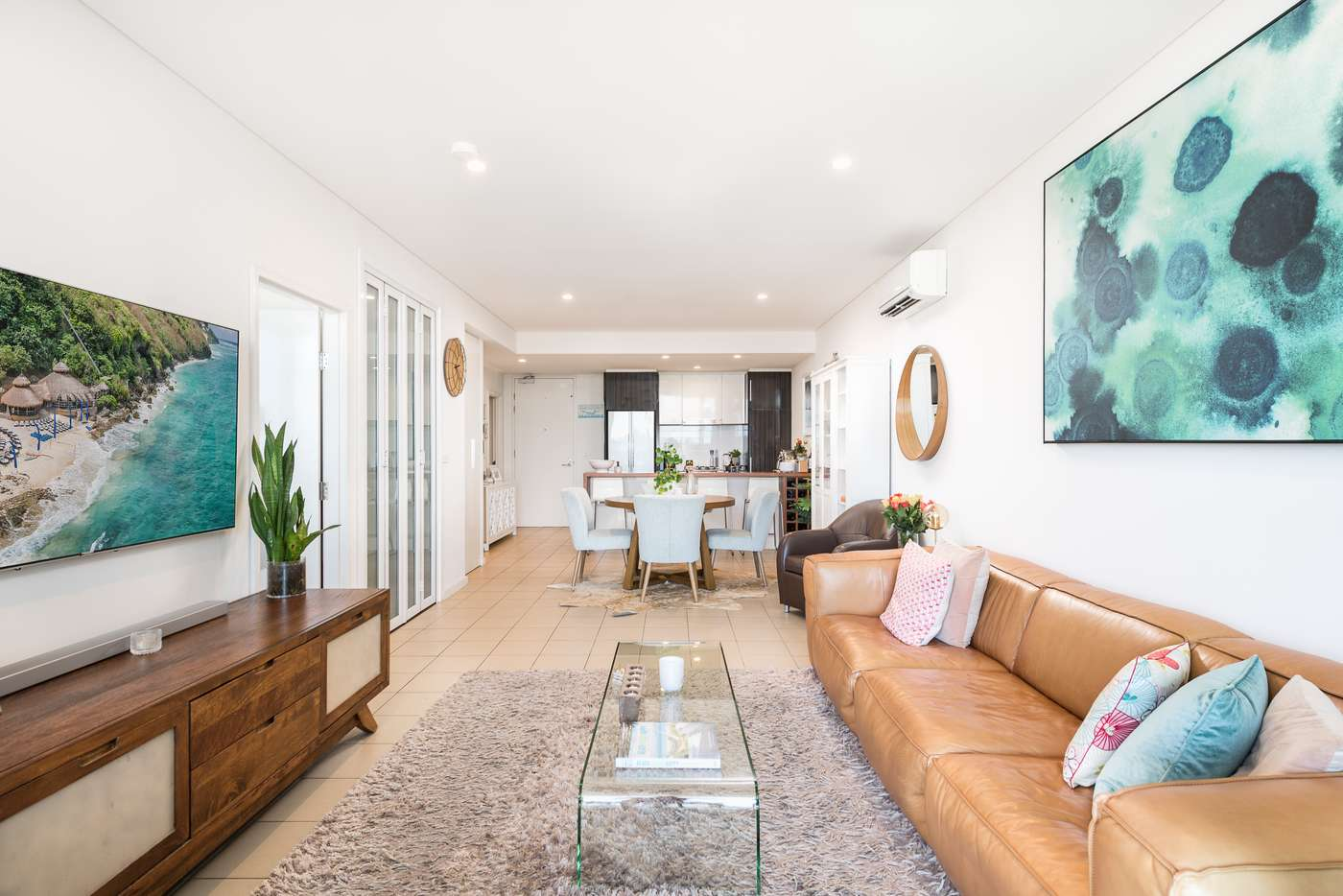 Main view of Homely apartment listing, 313/524 Rocky Point Road, Sans Souci NSW 2219