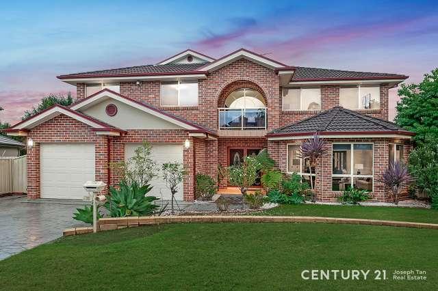 10 Julian Close, Kellyville NSW 2155