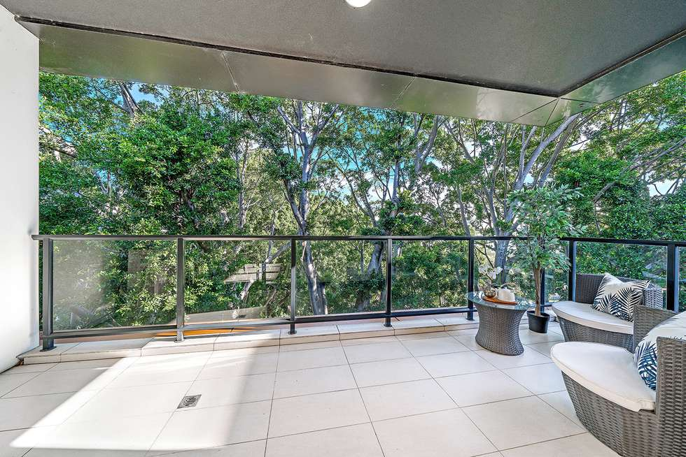 Second view of Homely apartment listing, 602F/41-45 Belmore Street, Ryde NSW 2112