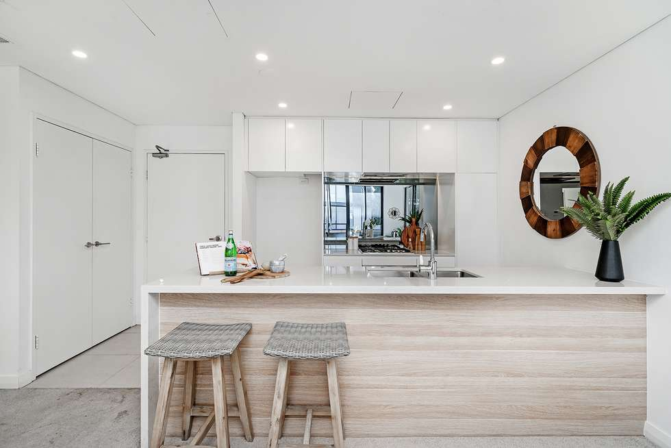 Third view of Homely apartment listing, 602F/41-45 Belmore Street, Ryde NSW 2112