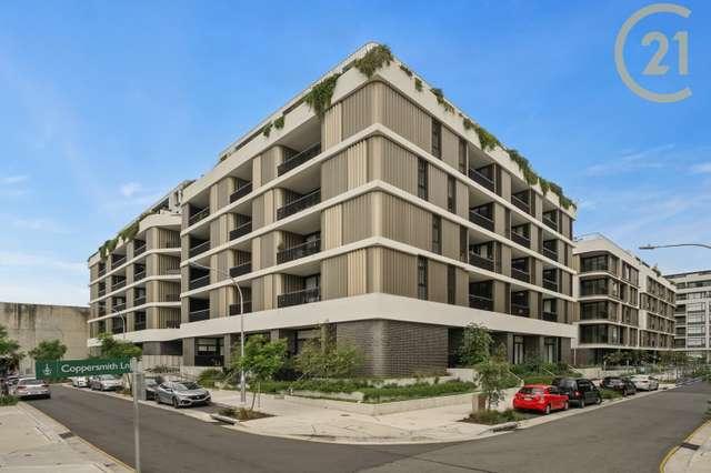 Building A/7 Metters Street, Erskineville NSW 2043