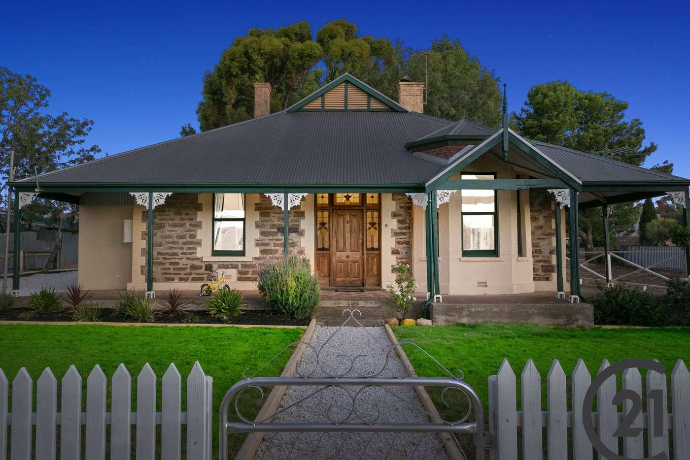 Main view of Homely house listing, 8 Oldham Street, Kapunda SA 5373