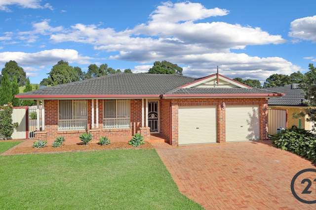 34 Waterford Street, Kellyville Ridge NSW 2155