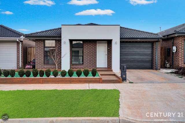 12 Inverness place, Thornhill Park VIC 3335