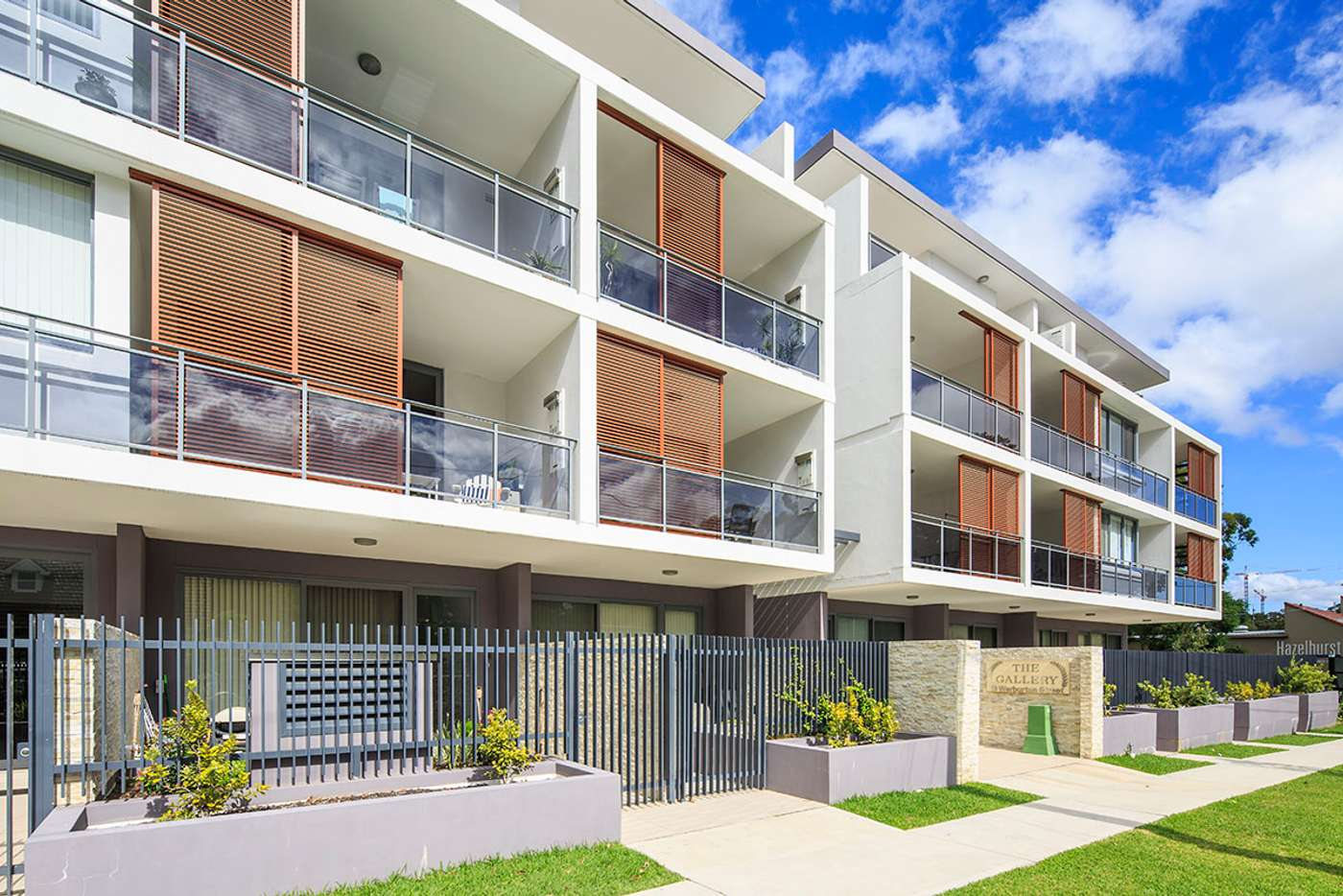 Main view of Homely apartment listing, G06/16 Warburton Street, Gymea NSW 2227