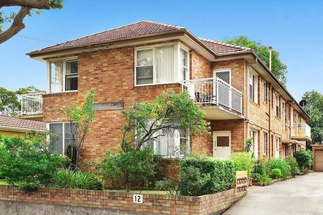 3/12 Palmerston Street, Kogarah NSW 2217