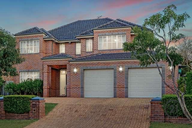 4 Ben Place, Beaumont Hills NSW 2155