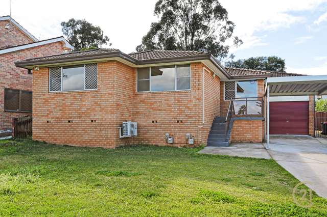4 Bougainville Road, Glenfield NSW 2167