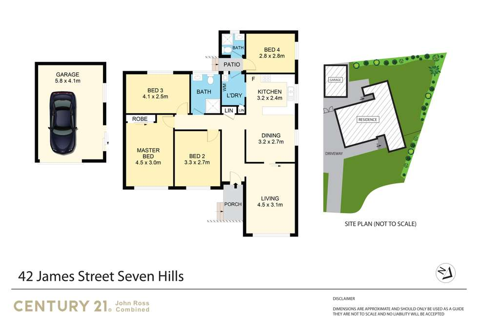 Second view of Homely house listing, 42 James Street, Seven Hills NSW 2147