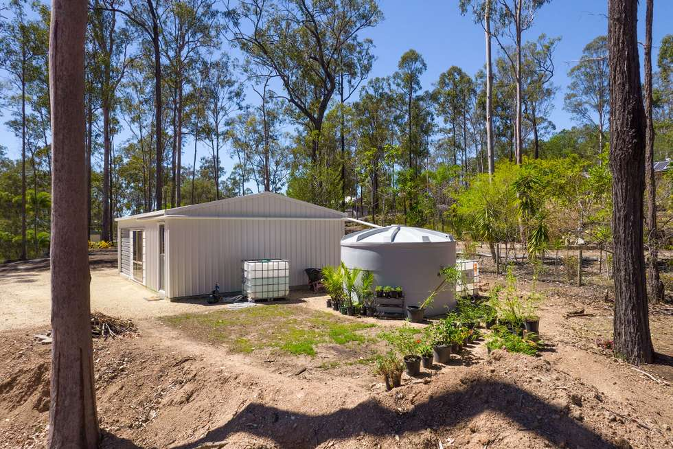 Fifth view of Homely residentialLand listing, 322 Arborten Road, Glenwood QLD 4570