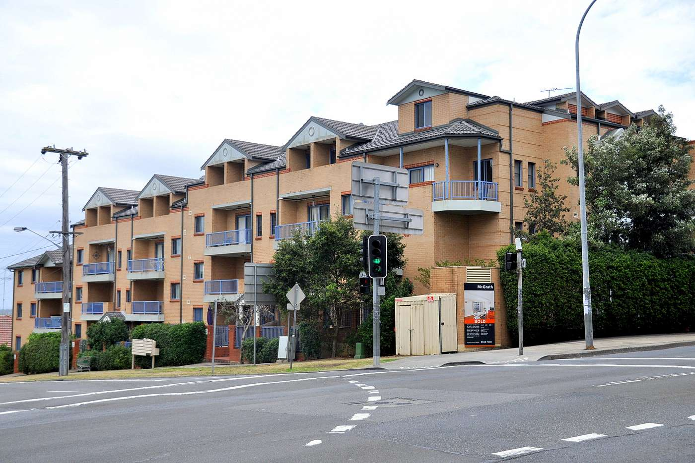 Main view of Homely apartment listing, 32/1 Hillcrest Ave, Hurstville NSW 2220