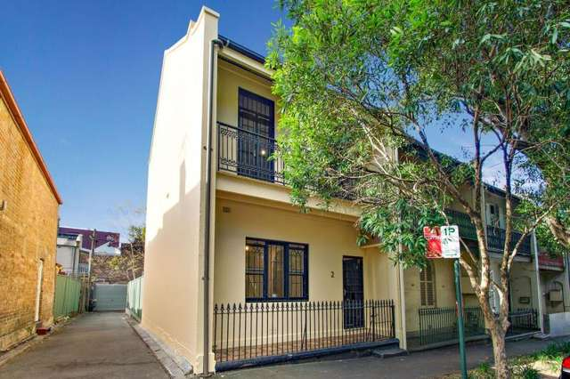 2 Myrtle Street, Chippendale NSW 2008