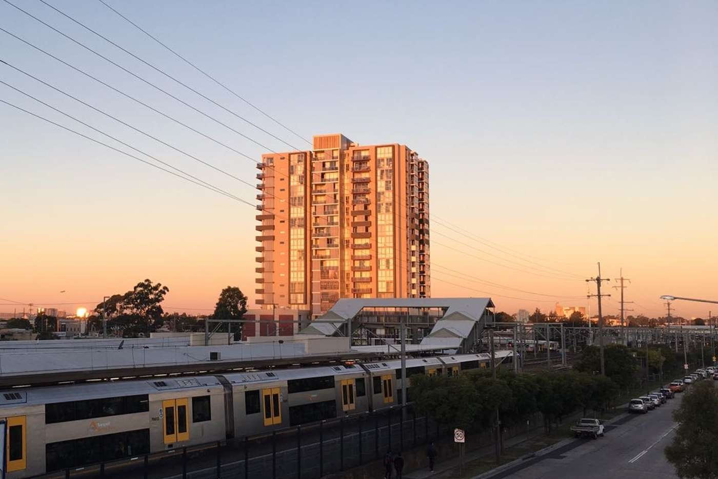 Main view of Homely apartment listing, 1604/6 East Street, Granville NSW 2142
