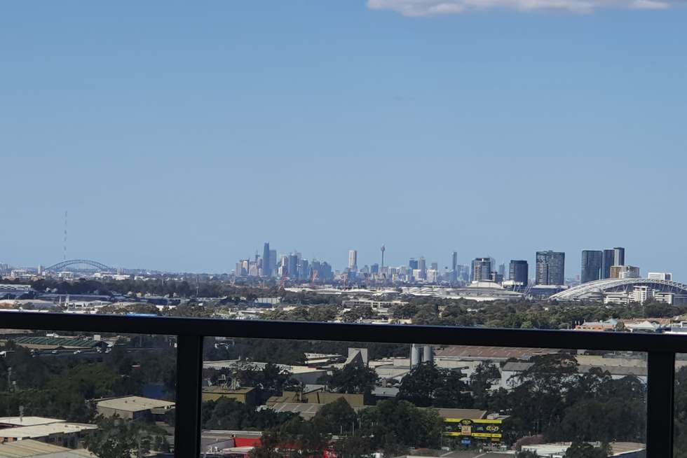 Second view of Homely apartment listing, 1604/6 East Street, Granville NSW 2142