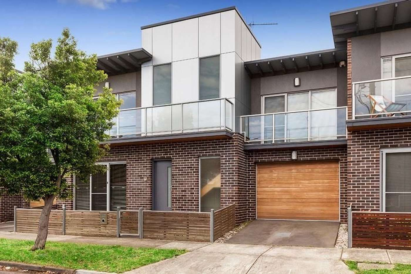 Main view of Homely townhouse listing, 27B Pyne Street, Caulfield VIC 3162