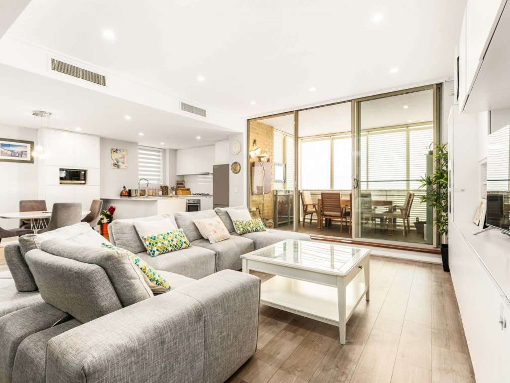 Main view of Homely unit listing, 740/30 Baywater Drive, Wentworth Point, NSW 2127