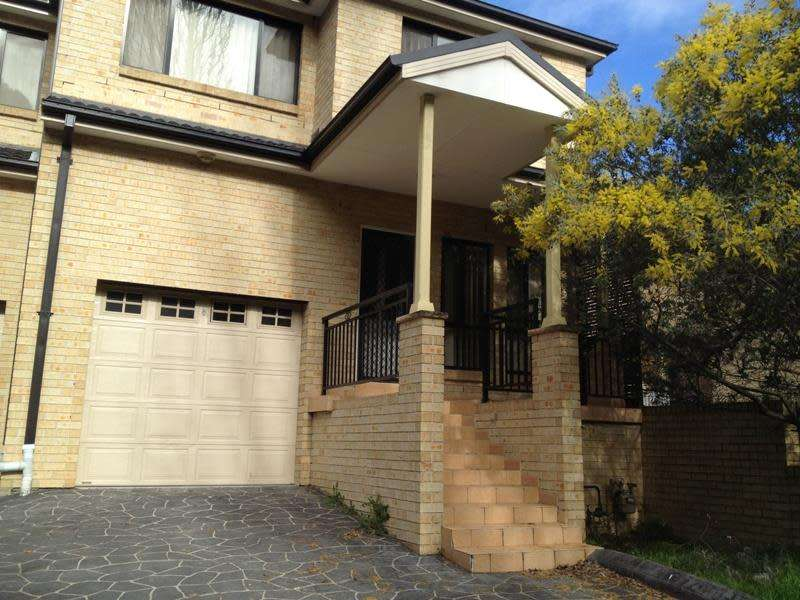 Main view of Homely townhouse listing, 17/105 Bellevue  Avenue, Georges Hall, NSW 2198
