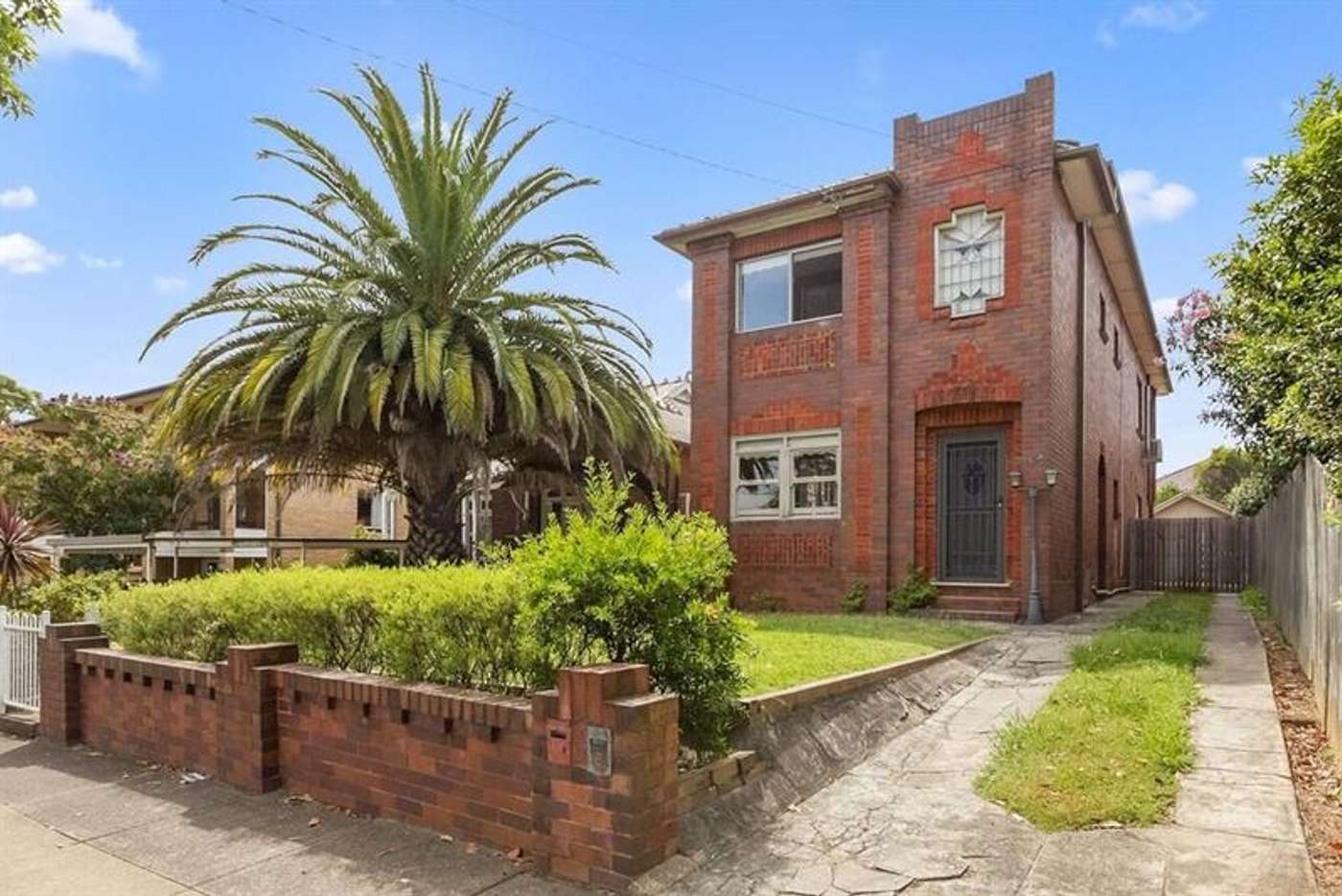 Main view of Homely apartment listing, 2/6A Hampden Street, Ashfield NSW 2131