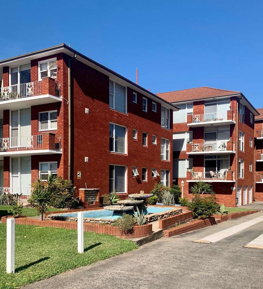Main view of Homely apartment listing, 3/154 The Grand Parade, Monterey, NSW 2217
