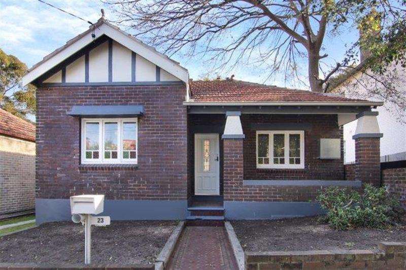 Main view of Homely house listing, 23 Gordon Street, Rozelle, NSW 2039