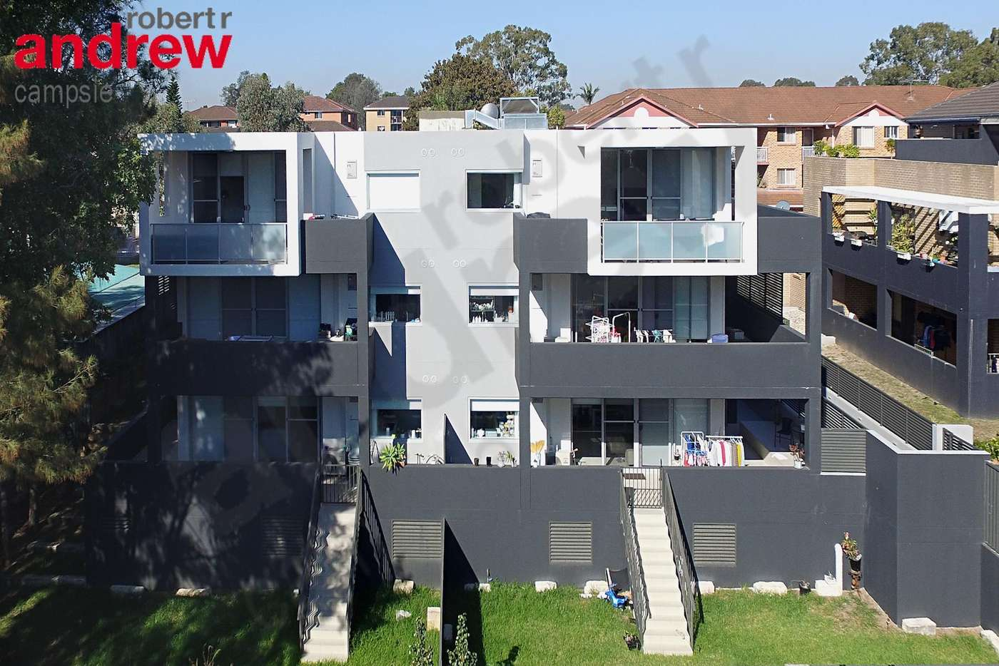 Main view of Homely apartment listing, 7/67C Second Avenue, Campsie NSW 2194
