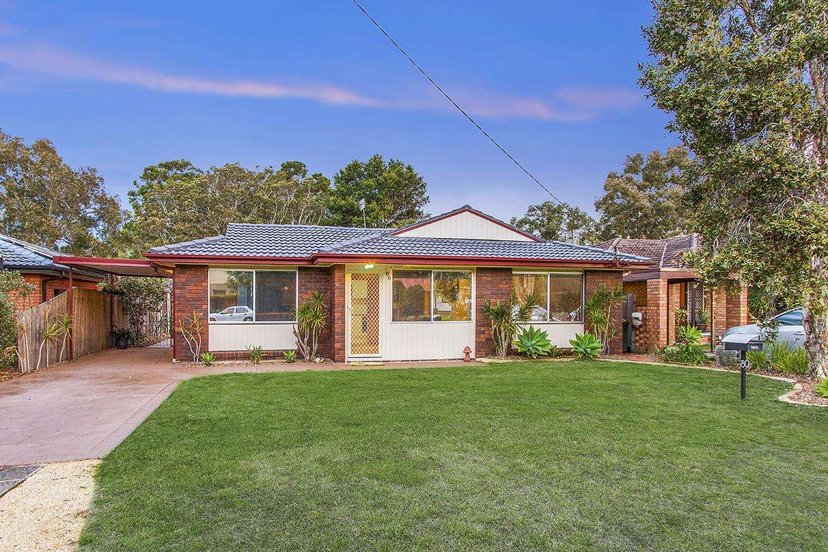 Main view of Homely house listing, 80 Everglades Crescent, Woy Woy, NSW 2256