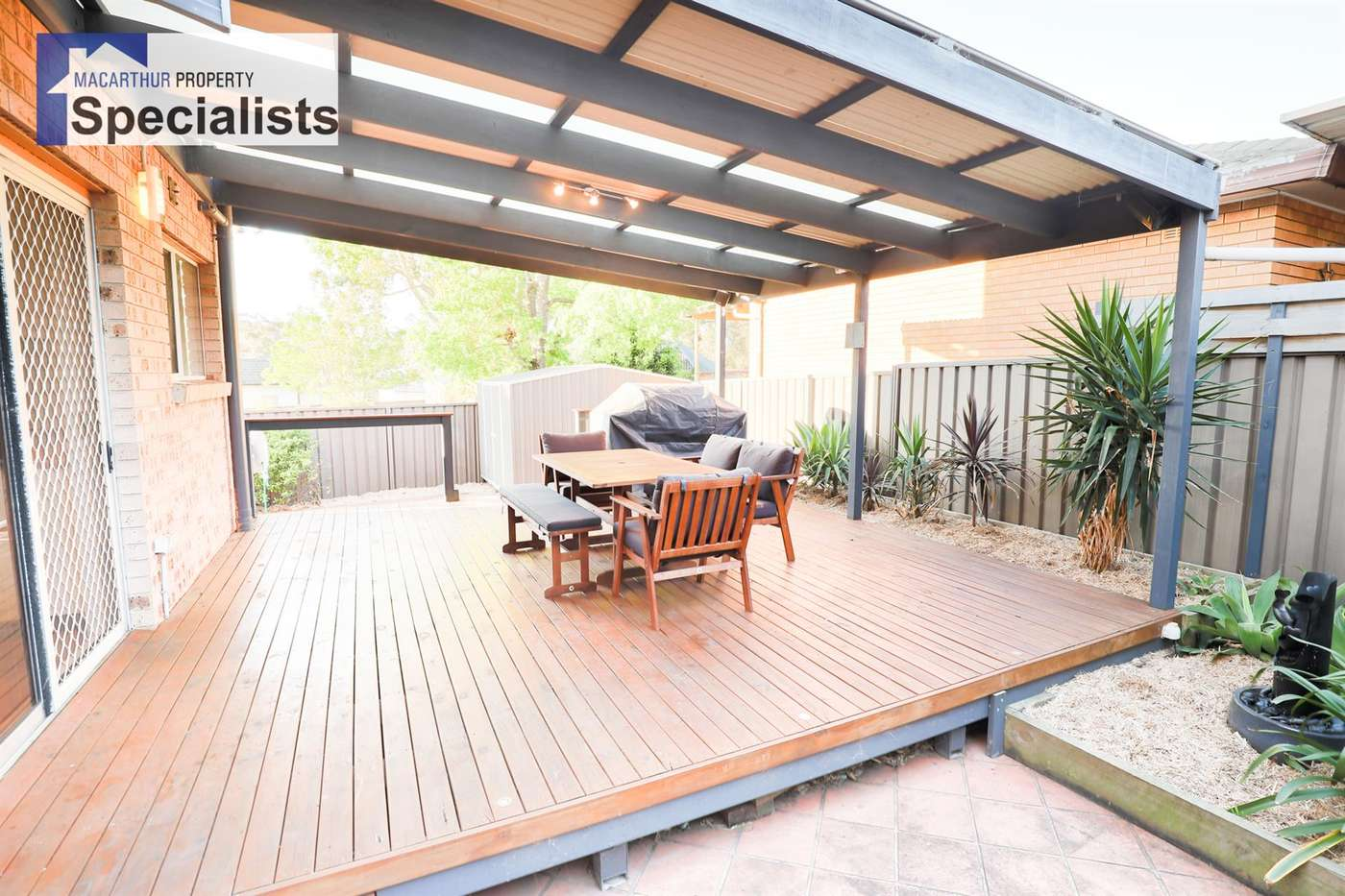 Main view of Homely townhouse listing, 3/19-21 Tallawarra Road, Leumeah, NSW 2560