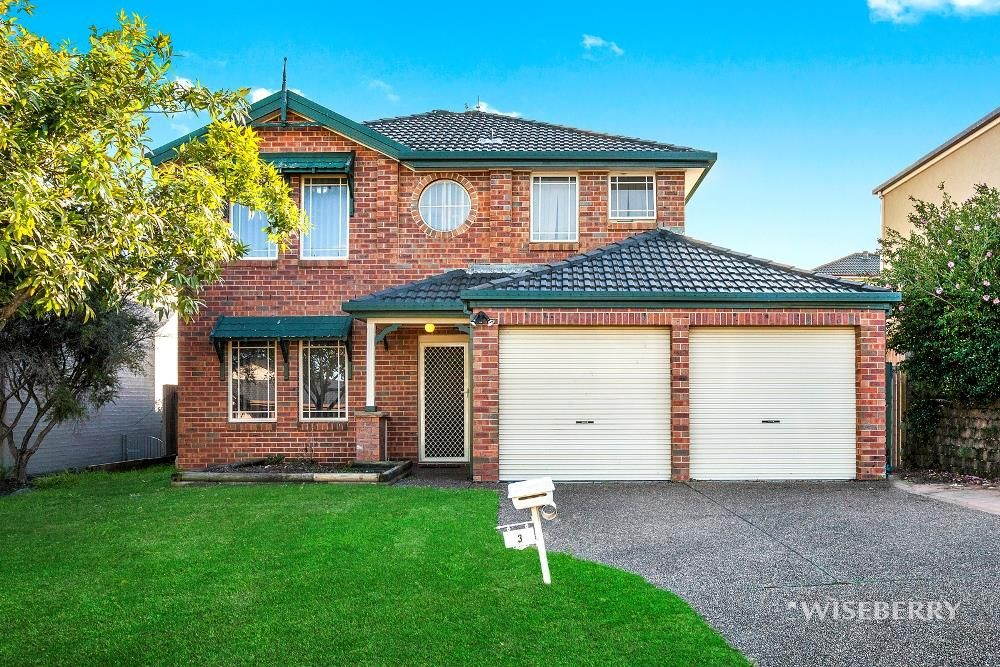 3 Murchison Close