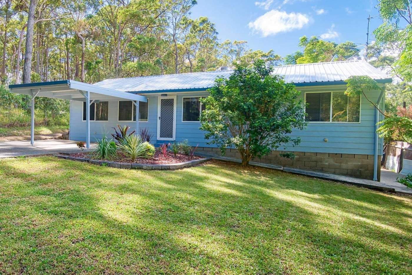 Main view of Homely house listing, 1428 Solitary Islands Way, Sandy Beach NSW 2456