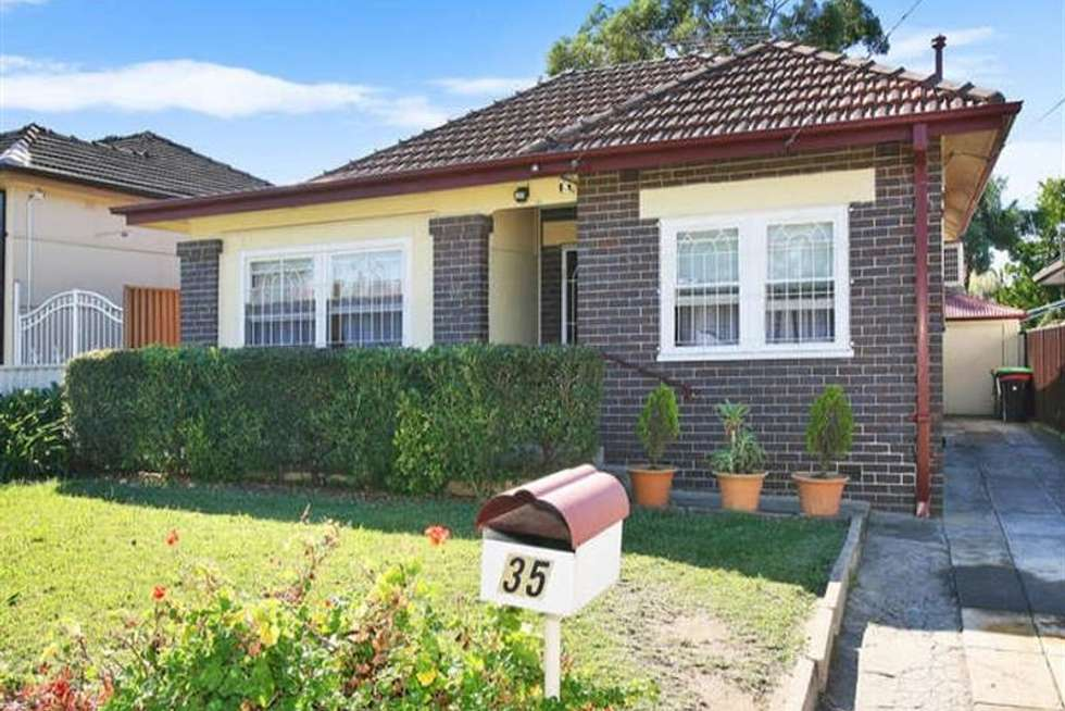 Second view of Homely house listing, 35 James Street, Punchbowl NSW 2196