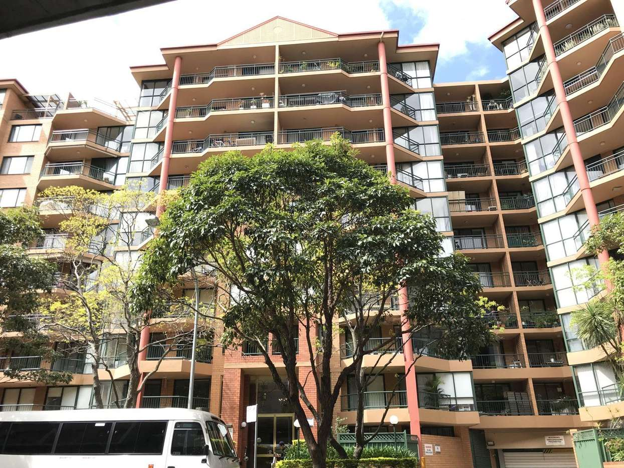 Main view of Homely apartment listing, 133/2-26 Wattle Crescent, Pyrmont, NSW 2009