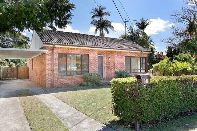 31 Cowan Road, mount Colah NSW 2079