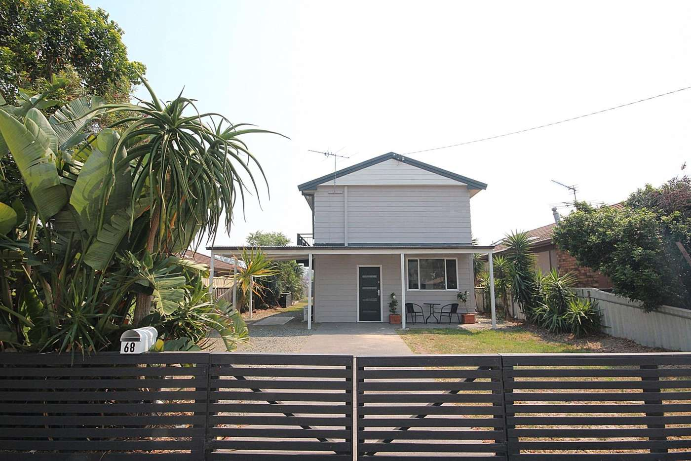Main view of Homely house listing, 68 Tilligerry Track, Tanilba Bay, NSW 2319