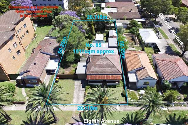 85 Eighth Avenue, Campsie NSW 2194