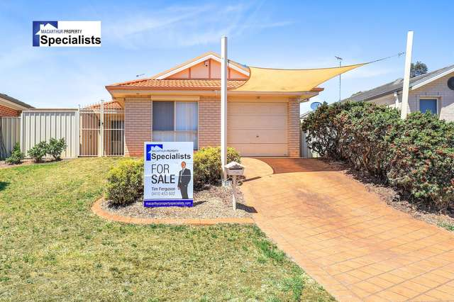 11 Ager Cottage Crescent, Blair Athol NSW 2560