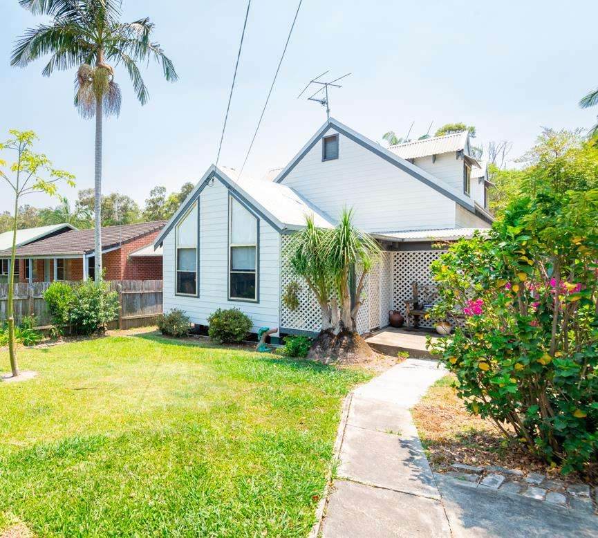 Main view of Homely house listing, 45 Fiddaman Road, Emerald Beach, NSW 2456