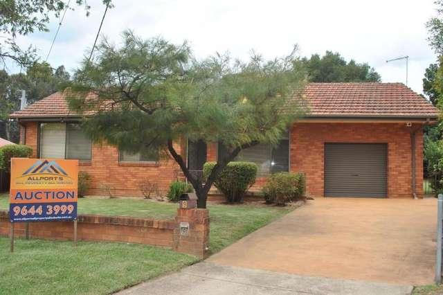 9 Tewinga Road, Birrong NSW 2143
