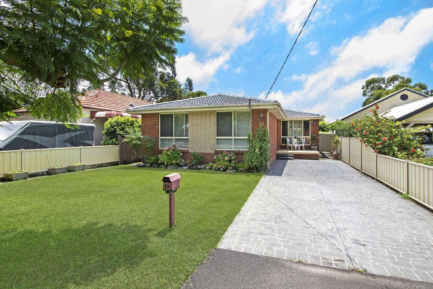Main view of Homely house listing, 23 Warwick Street, Blackwall NSW 2256