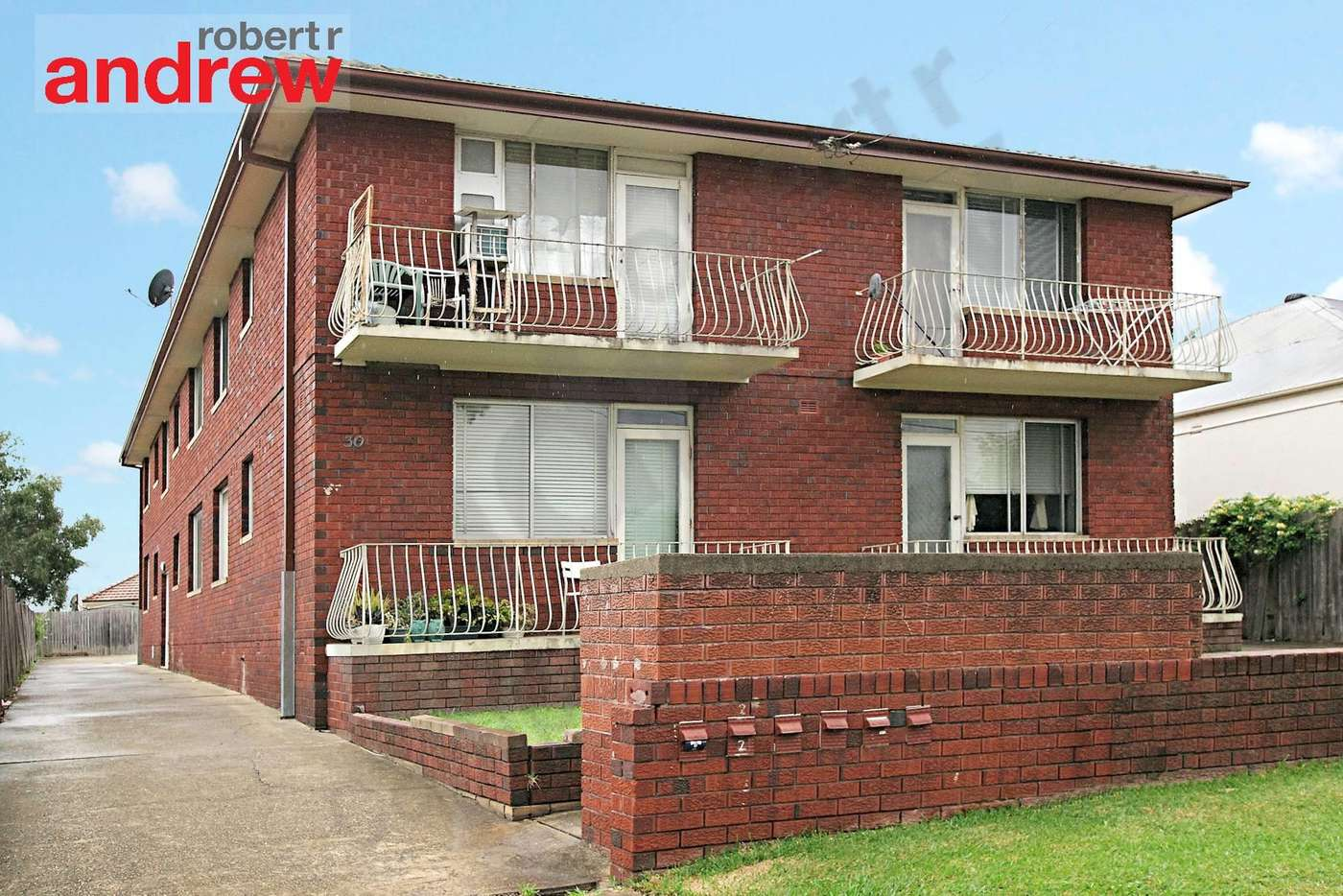 Main view of Homely blockOfUnits listing, 1-6/30 Marlowe Street, Campsie NSW 2194