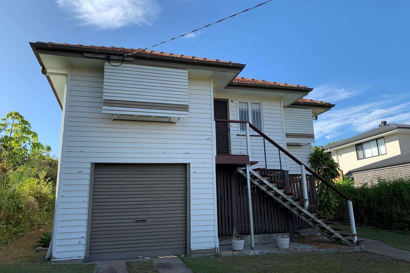 Main view of Homely house listing, 24 Effingham  Street, Tarragindi QLD 4121